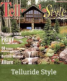 telluride style magazine